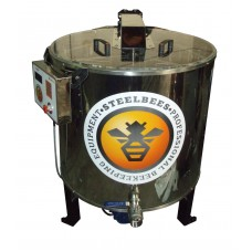 6 - 9 frames Hybrid Honey Extractor Hybrid  PREMIUM
